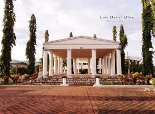 Templo a Minerva Chiquimula Luis Daniel Oliva - Las Fiestas de Minerva en Guatemala