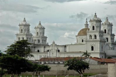Templo de Esquipulas. Rous Veliz - Basílica de Esquipulas