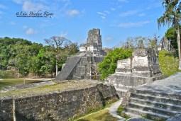 Tikal, Templo II - foto por Luis Berduo Rivas