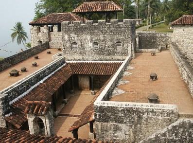 castillo 3 - El Castillo de San Felipe de Lara y los piratas