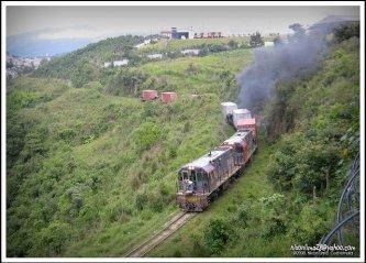 Ferrocarril de Guatemala - foto por Nixon Lima