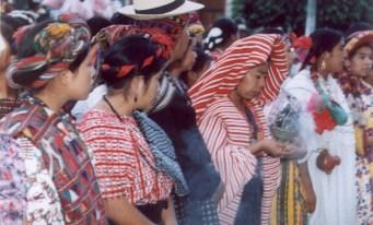 fetival folklorico nacional 5 - Elección de Rabín Ajaw, La Hija del Rey – La Reina Indígena Nacional