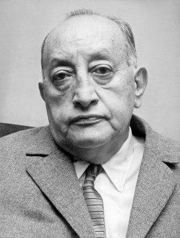 miguel angel asturias - Miguel Ángel Asturias, Premio Nobel de Literatura en 1967