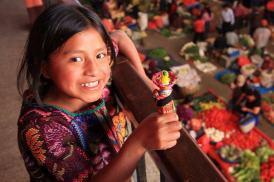 Rostros en Guatemala. Foto de www.VisitGuatemala.com