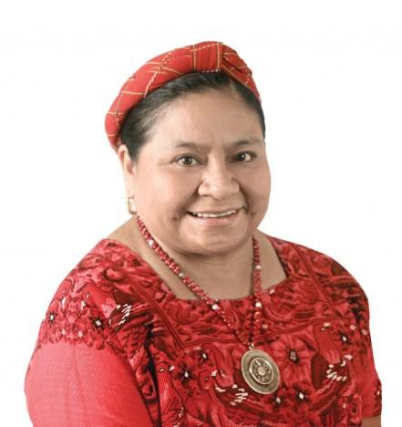 331189 251638761541795 100000870192805 723309 1497492260 o e1362256743589 - Rigoberta Menchú, Premio Nobel de la Paz en 1992