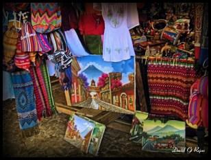 Artesanias de Guatemala - Fotografía de David Gt. Rojas.