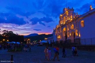 Antigua, la catedral de San Jose - foto por Waseem Syed