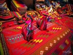 Artesanias de Guatemala, adornos tipicos - foto por David Gt Rojas