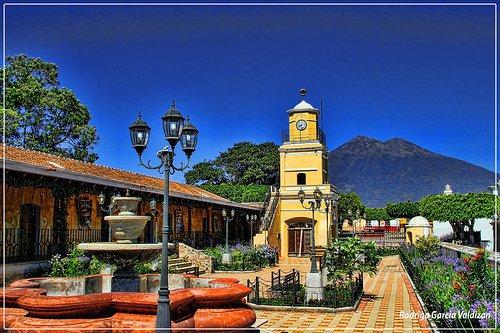 Santiago de guatemala ciudad vieja solo lo mejor de for Ciudad santiago villas