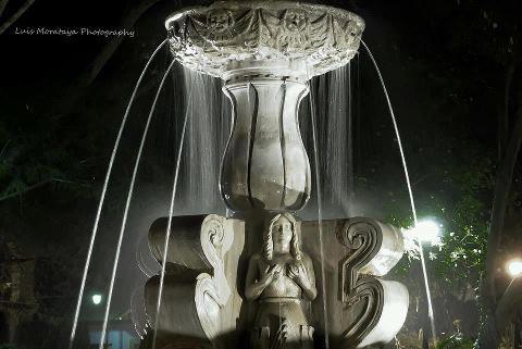 Fuente de Las Sirenas Antigua Guatemala foto por Luis Fernando Morataya - Galería - Fotos de La Antigua Guatemala