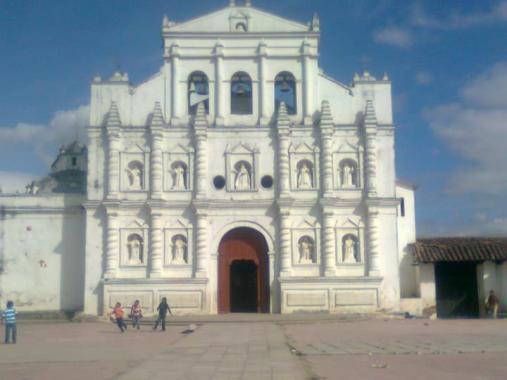 Iglesia Catolica Santa Maria ChiquimulaTotonicapan foto por Oskr Osorio - Galería - Fotos de Iglesias y Templos en Guatemala