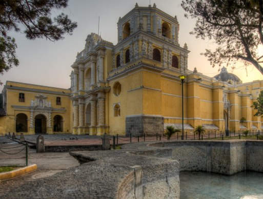 Iglesia La Merced Antigua Guatemala foto por Santiago Billy Prem - Galería - Fotos de Iglesias y Templos en Guatemala