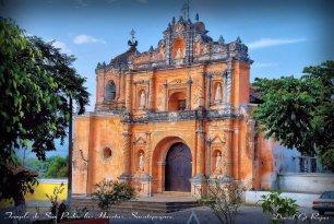 Iglesia San Pedro las Huertas Sacatepequez foto por David Gt Rojas - Galería  - Fotos de Guatemala por David Rojas