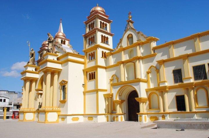 Iglesia de San Pedro Soloma Huehuetenango foto por Carlos Otoniel Herrera - Galería - Fotos de Iglesias y Templos en Guatemala