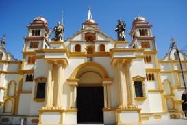 Iglesia de San Pedro Soloma. Fotografía de Carlos Otoniel Herrera Pérez