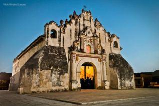 La Ermita Salcaja Quetzaltenango fue la primera iglesia que se contruyó en centroamerica en 1524 foto por Pablo Mendez Garzona Photography - Galería - Fotos de Iglesias y Templos en Guatemala