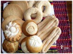 Pan dulce para la refaccion - foto por Recetas Chapinas y Mas