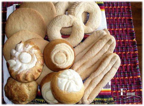 Pan dulce para la refaccion foto por Recetas Chapinas y Mas - Galería - Fotos de la Gastronomía Guatemalteca