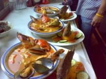 Tapado de Livingston - foto por Restaurante Bocabarra