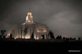 Templo Mormon en Quetzaltenango foto por Pablo Mendez Garzona - Galería - Fotos de Iglesias y Templos en Guatemala