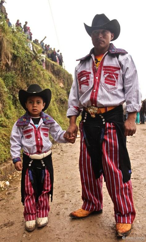 Todos Santos Cuchumatan Pablo Estrada SUPER - Tradiciones de Guatemala