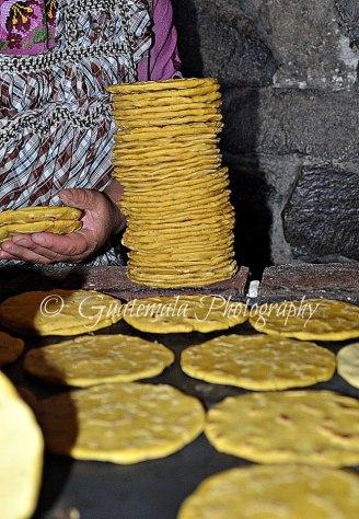 Tortillas - foto por Gerson Cuc