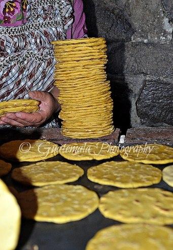 Tortillas foto por Gerson Cuc - Galería - Fotos de la Gastronomía Guatemalteca