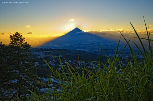 Volcanes 1 Volcan de Agua Waseem Syed SUPER e1358986709531 - Galería  - Fotos de Volcanes en Guatemala