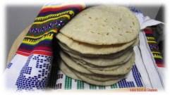 Las Tortillas - foto por Video Recetas Chapinas