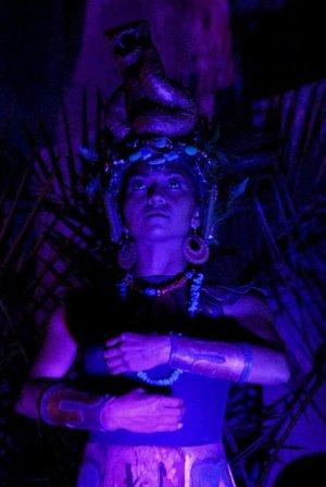Inicio de actividades del 13 Baktun en el Museo Miraflores Guatemala. Foto por Josue Goge. - Cosmovisión Maya