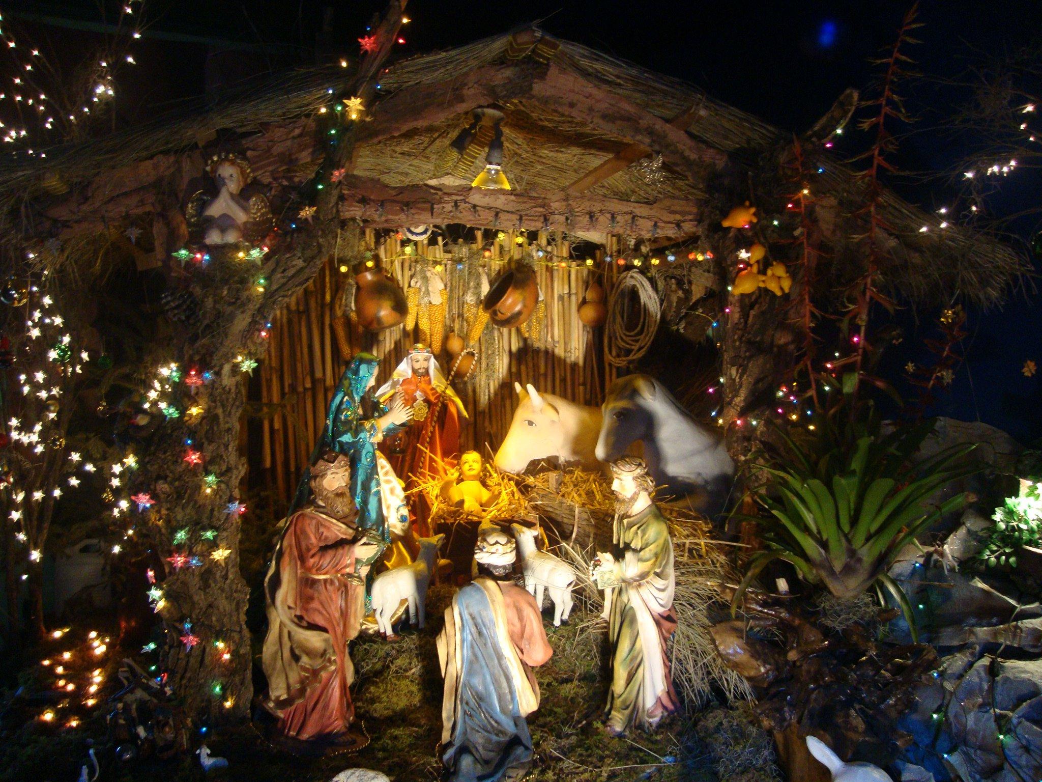 la tradici243n de los nacimientos navide241os solo lo mejor