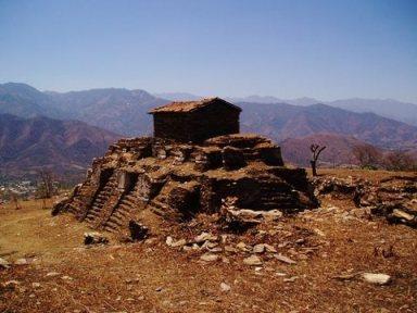 Kaj Yub fortaleza de los Rabinaleb en Rabinal Baja Verapaz foto por - La Danza Rabinal Achí