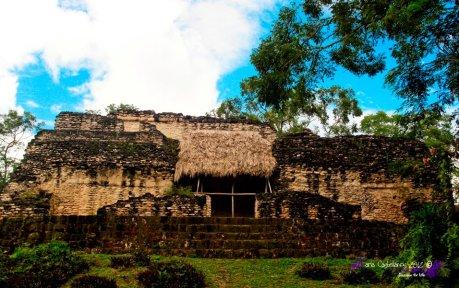 kc palacio A XVIII - El palacio maya Tzakol 3