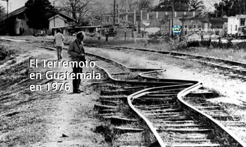 el terremoto en guatemala en 1976 mundochapin - Principales Terremotos del Siglo XX en Guatemala