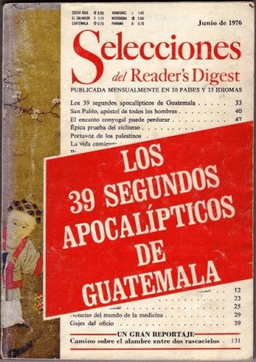 Terremoto de 1976 - Foto por decorimagenes.com