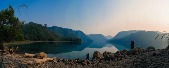 Laguna Brava en Nentón Huehuetenango foto por Carlos Roesch SUPER e1373923223250 - El Departamento de Huehuetenango