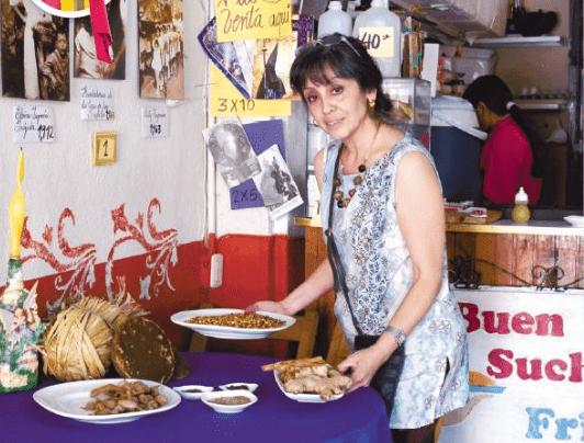 Suchiles Patty - Recetas de comidas típicas para Semana Santa