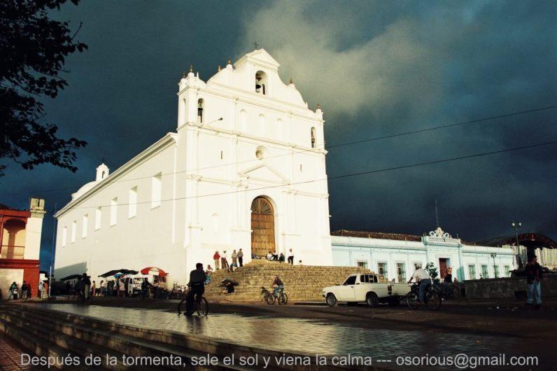 avelino iglesia 1 - El departamento de Quiché