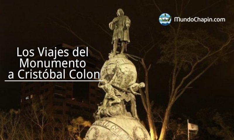 Los Viajes del Monumento a Cristóbal Colon