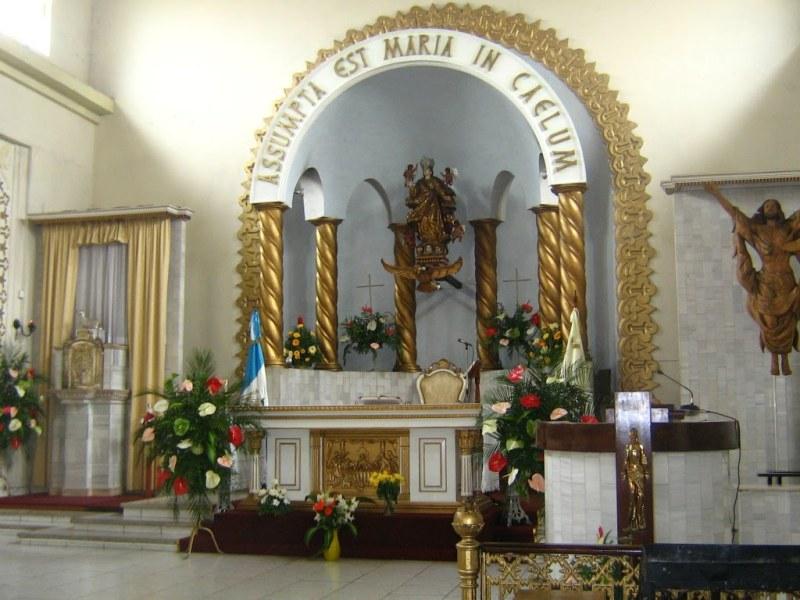 nuestra senora de la asuncion foto por rob palencia - Centenario Jesús de Candelaria