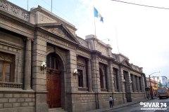 El origen del edificio del Congreso de la Republica de Guatemala