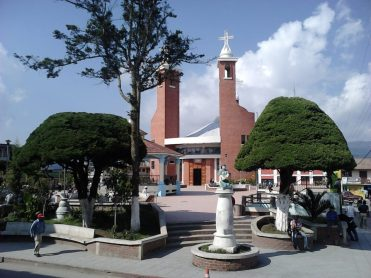 san marcos iglesia tacana - El Origen del Departamento de San Marcos