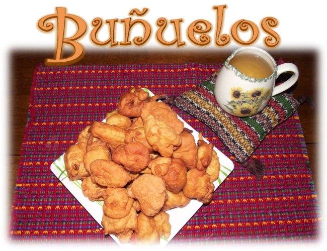 Video Por Recetas Chapinas y Más – Los Buñuelos