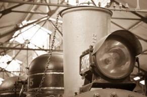 Foto del una locomotora en el museo del Ferrocarril foto por Rodrigo Motta - Galería – Fotos del Ferrocarril de Antaño en Guatemala