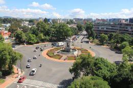 La Plazuela España foto por Ernesto Neto Garcia - Galería – Fotos de la Ciudad de Guatemala