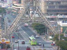 Vista a la Torre del Reformador foto por Arnoldo Santos Melendez - Galería – Fotos de la Ciudad de Guatemala