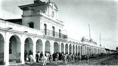 El Palacio Real en 1875