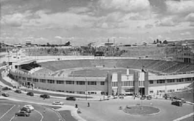 Estadio Mateo Flores