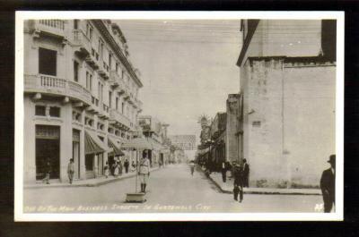 Guatemala del recuerdo por Manuel Cabrera - Galería – Fotos de Guatemala de Antaño