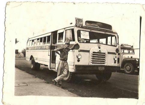 Recuerdos ruta 12 la Union Guatemala 1962 foto por Magvil Muñoz - Galería – Fotos de Guatemala de Antaño
